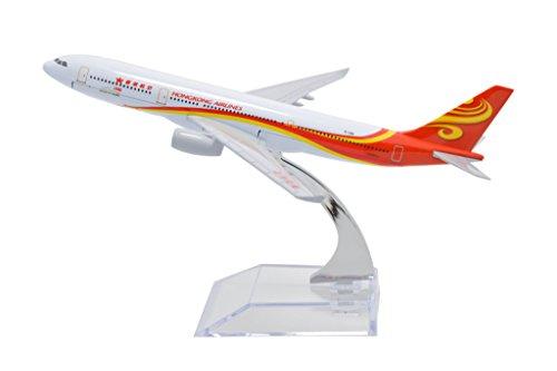 tang-dynastyr-1400-hong-kong-airlines-airbus-a330-one-world-buona-lega-modellino-aereo-giocattoli