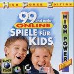 99 und mehr Online- Spiele für Kids. CD- ROM für Windows 95/98/98ME/20 00/ NT