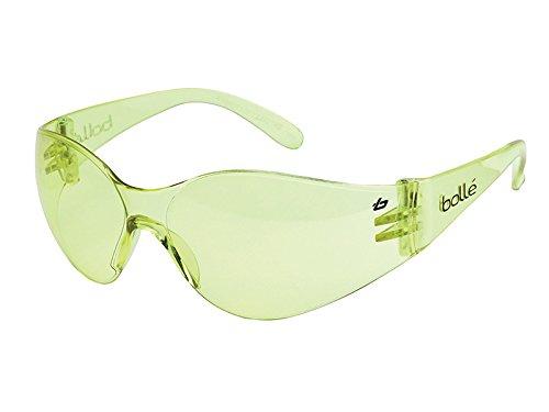 Bolle BANPSJ Bandido - Gafas de seguridad, color amarillo