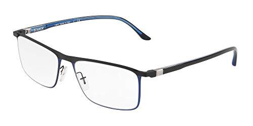 Starck eyes occhiali da vista 0sh2030 matte blue black uomo