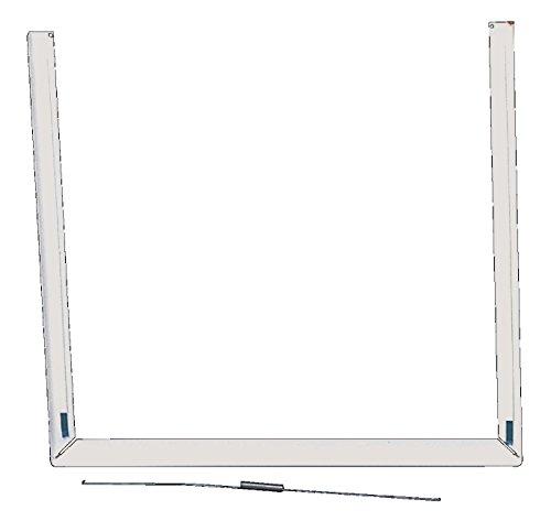Eurosell Metall Zwischenboden Stapel Rahmen Waschmaschine Trockner Gestell Verbindungssatz
