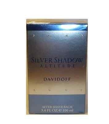 DAVIDOFF SILVER SHADOW ALTITUDE AFTER SHAVE BALM DOPO BARBA IN CREMA 100 ML