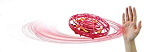 Revell Control- Magic Mover Quadcopter, Color rojo (24105