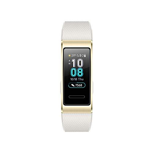 Huawei Band 3 Pro Pulsera de Actividad, Unisex Adulto, Dorado, Talla Única