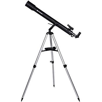 60mm , f//700 2,4 Zoll Refraktor Teleskop Silber Skywatcher SK607AZ2 Mercury-607