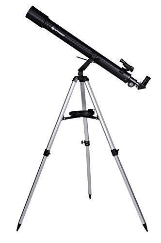 Bresser Sirius 70/900 AZ - Telescopio trípode aluminio