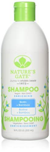 Nature 's Gate Biotin und Bambus Enriching Shampoo -