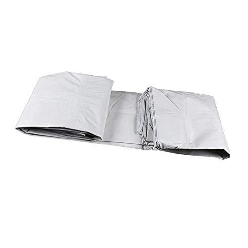 Preisvergleich Produktbild YHDD Planen-Plane Wasserdichte Sonnencreme Verdickung LKW Plane Wasserdichte Tuch Lappen Messer Tuch Regen Wind Viel Spaß beim Einkaufen (größe : 6m*8m)