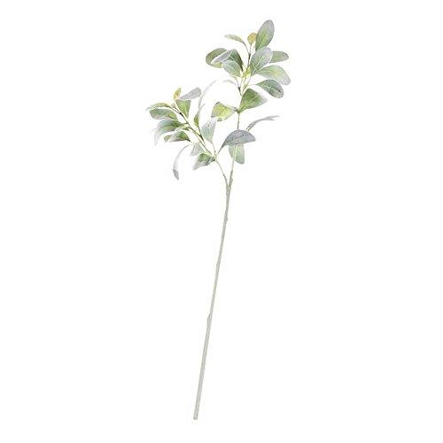 FloristryWarehouse Lamb Ohr des Stachys Stem Künstliche 70cm grün