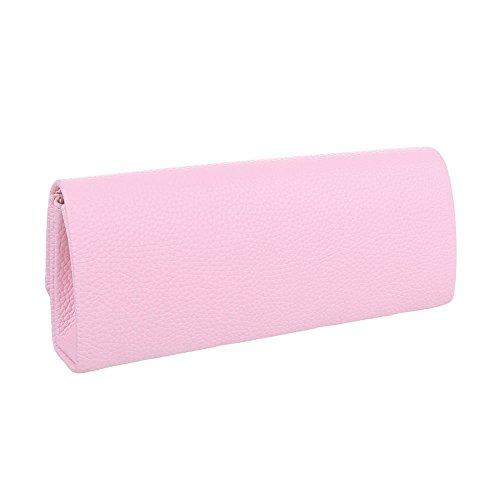 Taschen Schultertasche Abendtasche Rosa