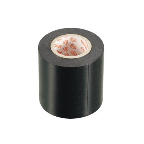Preisvergleich Produktbild PVC Isolierband Klebeband 10 Meter lang 50 mm breit -schwarz-