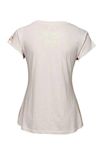 FROGBOX Damen T-Shirt watermelon Aprikot