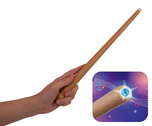 TIB Heyne Magischer Zauberstab mit Licht und Sound 30 cm