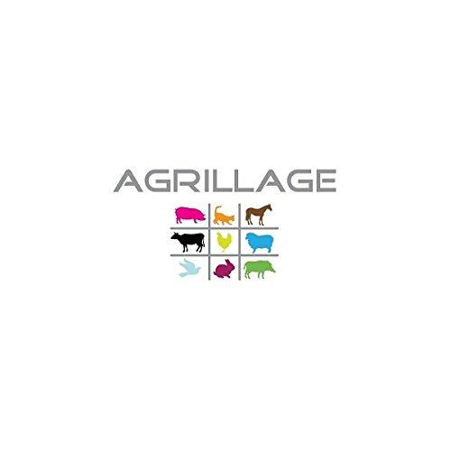 AGRILLAGE Grillage Triple Torsion 150 cm Longueur 50m