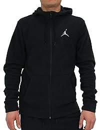 Nike 23 Tech Therma FZ Sudadera, Hombre, Black/White, M