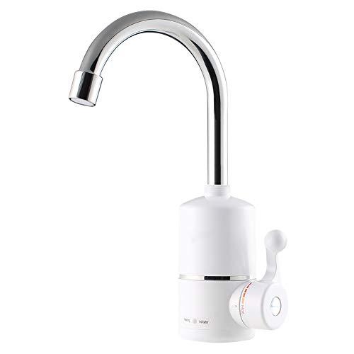 Majome 1 unids Grifo eléctrico del Grifo instantáneo Calentador de Agua Caliente para el baño en casa Cocina estándar de la UE