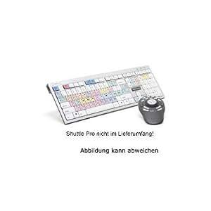 LogicKeyboard Adobe Premiere Pro CS4/CS5 dt. (PC/Slim)