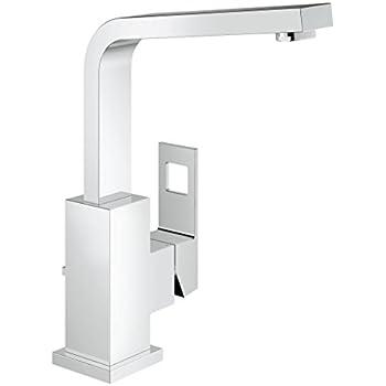 grohe allure bad waschtischarmatur hoher auslauf 32146000 baumarkt. Black Bedroom Furniture Sets. Home Design Ideas