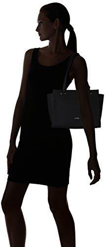L.Credi - Yvonne, Borsa a mano Donna nero (nero)