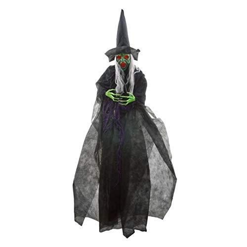 Espa Funny Fashion Strega Luci Suoni e Movimenti 180 cm Horror Halloween a695b523aae8