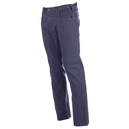 Armani jeans j45 regular tapered fit jeans grey 38r