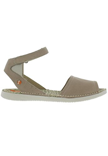 Softinos Tia385sof, Sandales Bride cheville femme Taupe