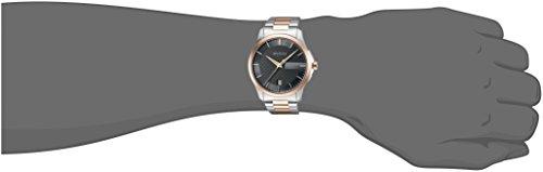 GUCCI Unisex Watch Herrenuhren Quarzuhr mit Metallband G-TIMELESS Analog Edelstahl beschichtet weiß YA126446 - 2