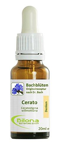 Joy Bachblüten, Essenz Nr. 5: Cerato; 20ml Stockbottle