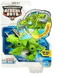 Transformers Rescue Bots - PLAYSKOOL TRANSFORMERS RESCUE BOTS BOULDER THE RESCUE