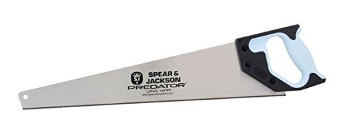 Spear & Jackson B98UPVC Scie spéciale PVC, Gris, 500 mm