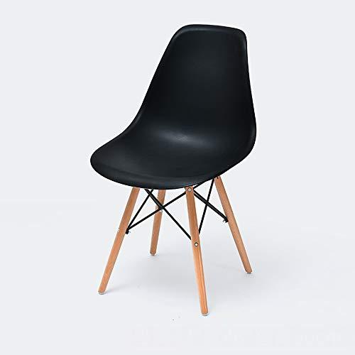 ZZHF dengzi Stuhl, Wohnzimmer, Bürostuhl, Computerstuhl, kommerzielles Restaurant, Esszimmerstuhl, optional Mehrfarbig (Farbe : 9, größe : 46 * 80cm)