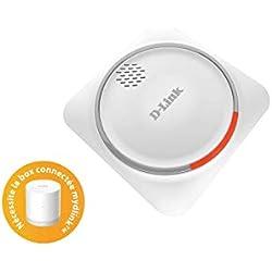 1 de D-Link DCH-Z510 - Sirena/Alarma Z-Wave Plus, hogar Conectado, con notificaciones a móvil por App Gratuita mydlink Home para iOS y Android