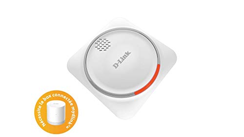 D-Link DCH-Z510 mydlink Home Sirene weiß
