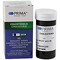 Colesterol Tiras PRIMA 3in1 (25pcs)