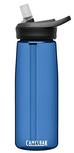 CamelBak Trinkflasche, Borraccia in Tritan di qualità Unisex Adulto, Blu, 750 ml