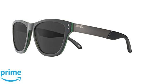 Shred Sonnenbrille STOMP DON, Black/Green, DSGSTPE22