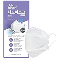 AirQueen Face Mask Nanofiber, Individual packing Pack of 10 pcs