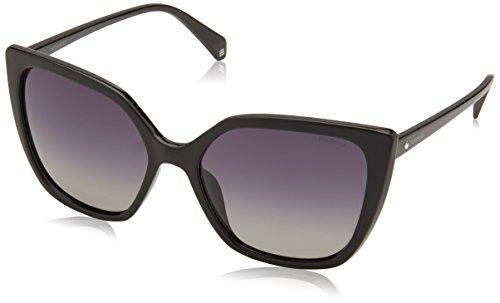 Polaroid Eyewear PLD 4065/S, Montures de lunettes Homme, Noir (Black), 56