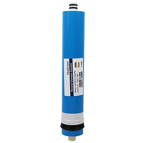 100 GPD Umkehrosmose Membran Universal Kompatibel passt Wohn Wasserfilter Luftreiniger (Umkehrosmose 100)
