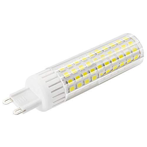 1819 Neueste G9 LED Birne Leuchtmittel Hohe Helligkeit Dimmbar 8.5W Äquivalent zu 100W Watt Halogenlampe, 90V-265V Kühles Weiß 6000K