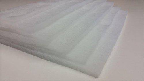 Polsterwatte Vlieswatte Volumenvlies 1,5m 100g/m