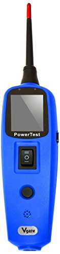 Vgate Auto elektrische Spannungsprüfer Werkzeug Vgate PowerScan PT150Power elektrischen Sonde Tester gleichen mit Autel Power Scan Projektor