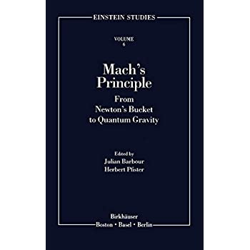 Mach's Principle : From Newton's Bucket to Quantum Gravity