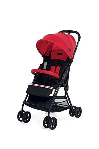 Foppapedretti 9700345019 PiùLeggero Passeggino, Sport Red