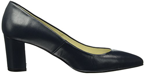 Buffalo London Damen 11197-336 Mestico Pumps Blau (MARINO)