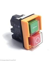 KEDU KJD20-2 NVR Stop Start Safety Switch for Workshop Machines