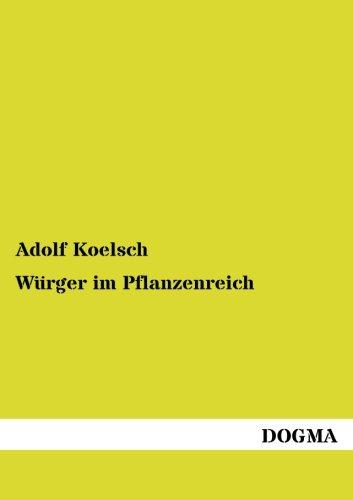 Wuerger im Pflanzenreich -