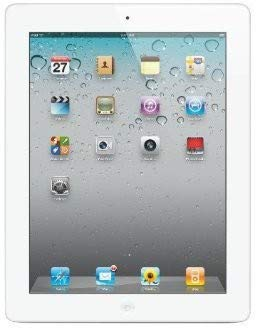 Apple iPad 2 64GB A5 9,7 **Refurbished**, MC984-RFB (**Refurbished** White WiFi+3G White - with EU Adaptor)