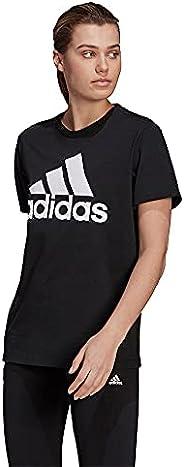 adidas womens ESSENTIALS BOYFRIEND T-SHIRT T-SHIRT (SHORT SLEEVE)