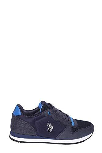 U.S. Polo Sneaker WILYS4087S9 Uomo Mod. U.S.Soren Blu 43